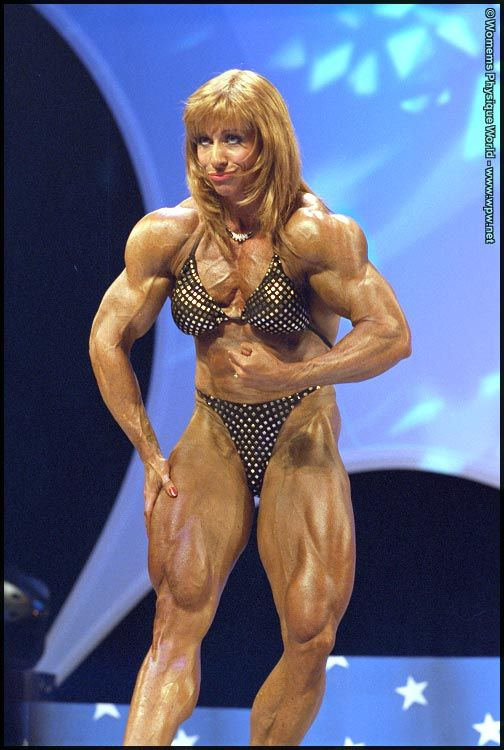 Betty Pariso   Ass and Muscles   Fit women, Muscle girls ...