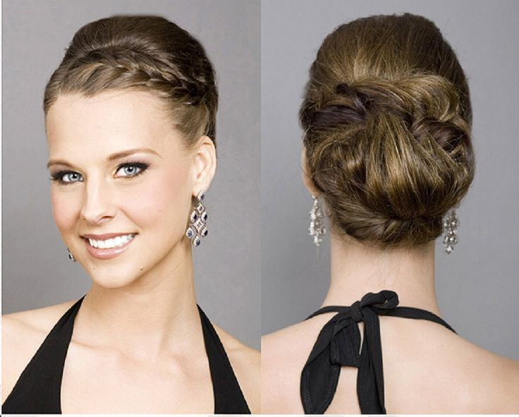 25 Good Looking Easy Hairstyles For Girls 2017