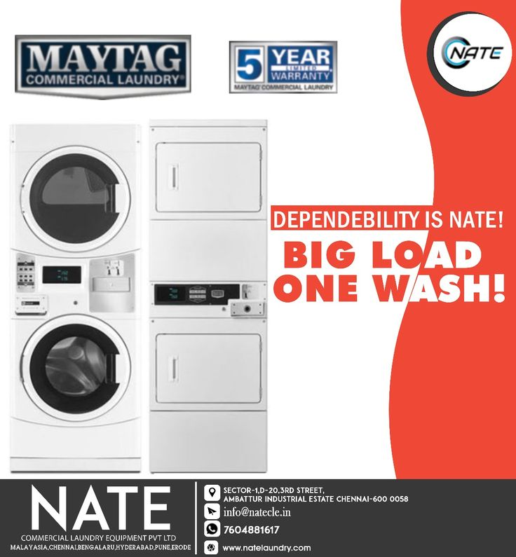 Nate Commercial Laundry Equipment On Sales Commercial Washer