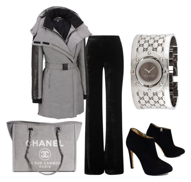 www.fashionyouknow.se by arne-m-jensen on Polyvore featuring La Marque, Emilio Pucci, Giuseppe Zanotti, Chanel and Gucci