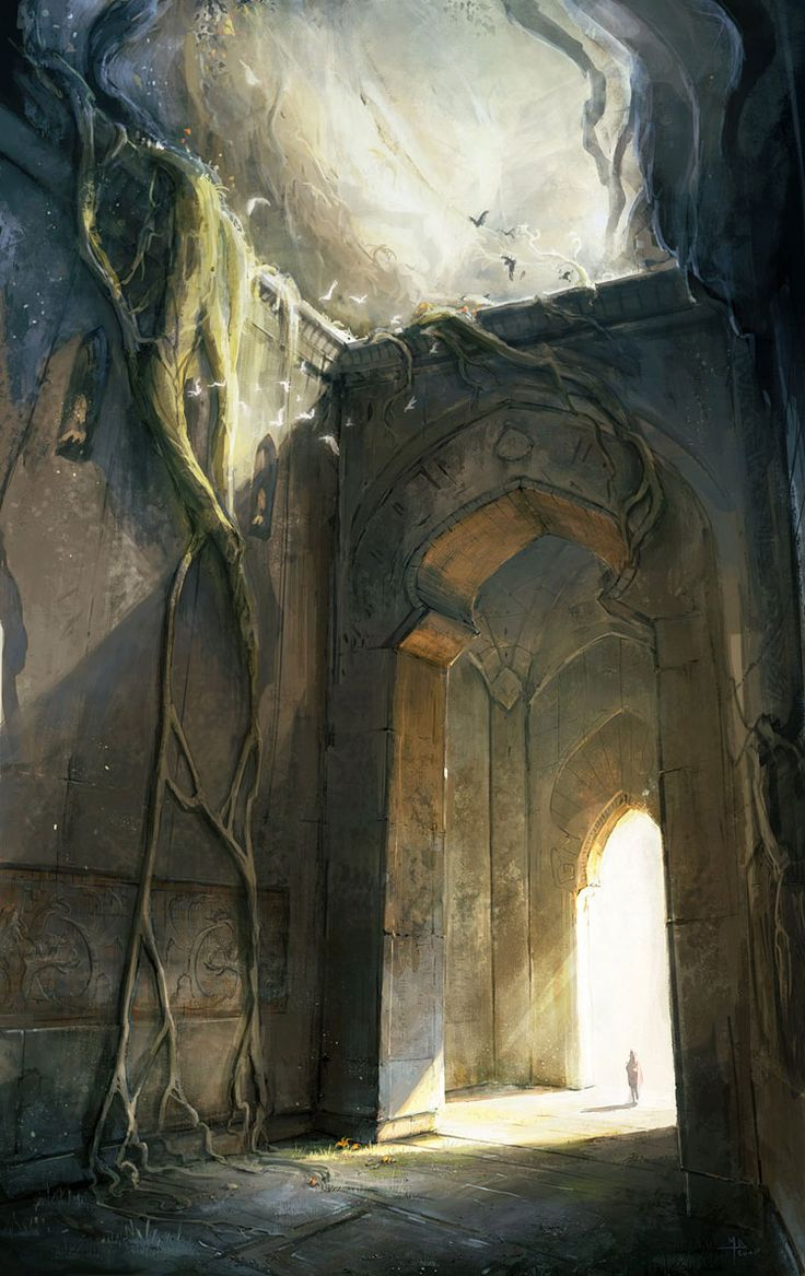 Arches Architecture - Pictures & Characters Art - Prince of Persia