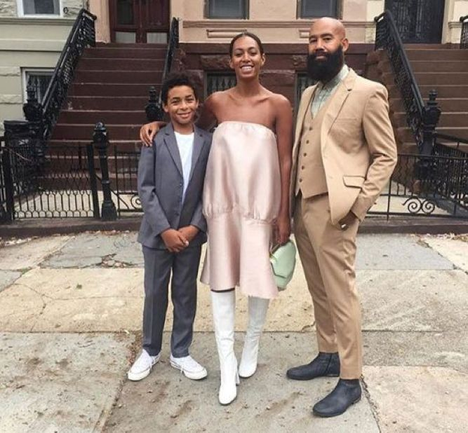 Picture Perfect: Solange Knowles steps out with her husband and son - https://www.nollywoodfreaks.com/picture-perfect-solange-knowles-steps-out-with-her-husband-and-son/