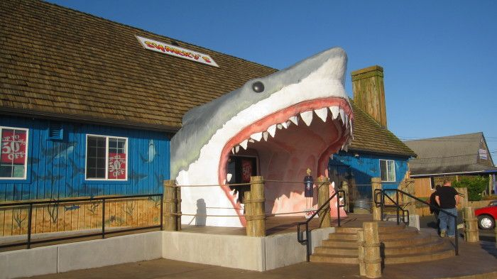 1. Sharky's, Ocean Shores These 11 Strange Spots In Washington Will Make You Stop And Look Twice – At Least