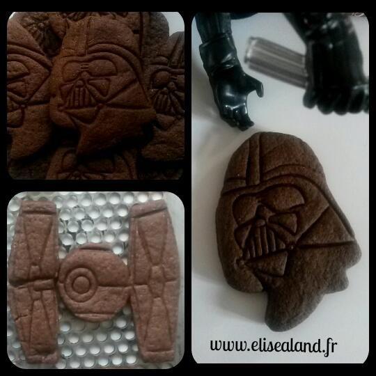 Hey Hey! En ce jour de sortie intergalatique du nouveau volet de Star Wars, je ne pouvais que faire des cookies à l'effigie de cette [...]