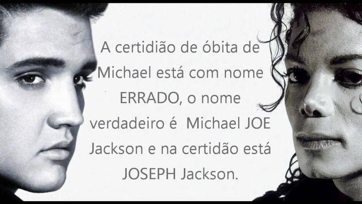Elvis Presley X Michael Jackson - O que a morte deles têm em comum? Parte 1