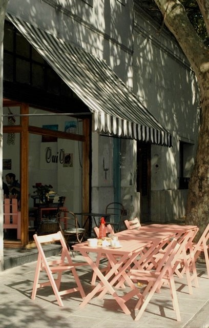 Oui Oui | Buenos Aires - powder pink furniture is somehow very attractive