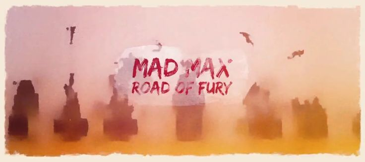 """Short animation tribute of an awesome """"Mad Max: Fury Road"""" movie. Everything is done with Adobe After Effects and Adobe Photoshop. To achieve the main…"""