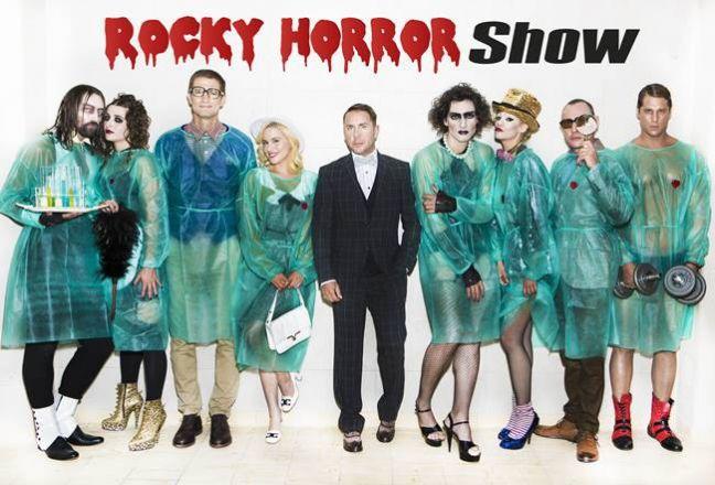 Το μιούζικαλ Rocky Horror Show σε σκηνοθεσία του Κωνσταντίνου Ρήγου στο Rex Theatre Από 17 Οκτωβρίου 2014  Η καλτ μανία του Rocky Horror Show, του πιο rock 'n' roll μιούζικαλ όλων των εποχών που ο ηθοποιός Richard o' Brien έγραψε για να αντιμετωπίσει τη μονοτονία της ανεργίας του, ανεβαίνει στην Αθήνα τον Οκτώβριο.