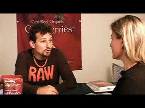"""""""Raw Food"""" Episode 27 David Wolfe- Getting Started with Detox (Raw Food)"""