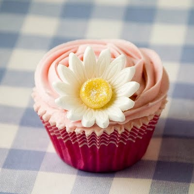 Daisy Cupcake :)