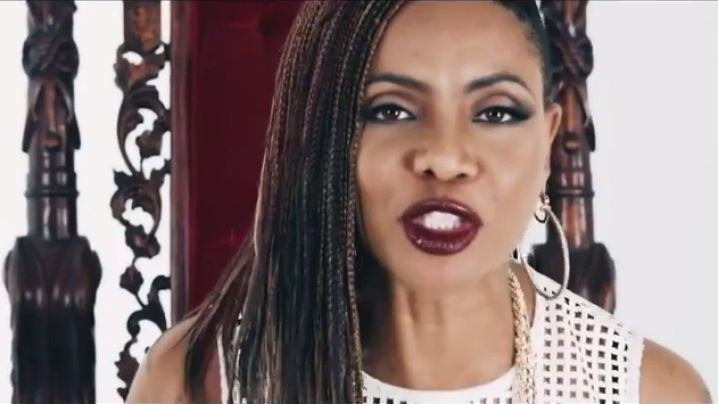 """It's been nearly a decade since MC Lyte released new music, but the rapper is back and better than ever. The video for """"Ball,"""" directed by Ron Yuan, starts out with MC Lyte answering questions from reporters on a Shanghai news station. MC Lyte is then asked to define exactly..."""