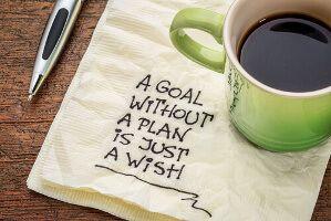 Erfahre, wie Du eigene Ziele formulieren, smarten Ziele richtig setzen und Deine Ziele auch erreichen kannst - egal ob berufliche oder private Ziele.