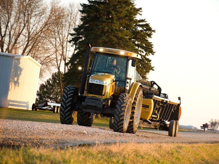 Challenger MT400B Series tractors | Agro Machinery http://www.agromachinery1.com/challenger-mt400b-series-tractors/