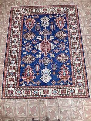 Family Room Carpet Cheap Rugs online Handmade Area Rug 6' x 8' Super Kazak