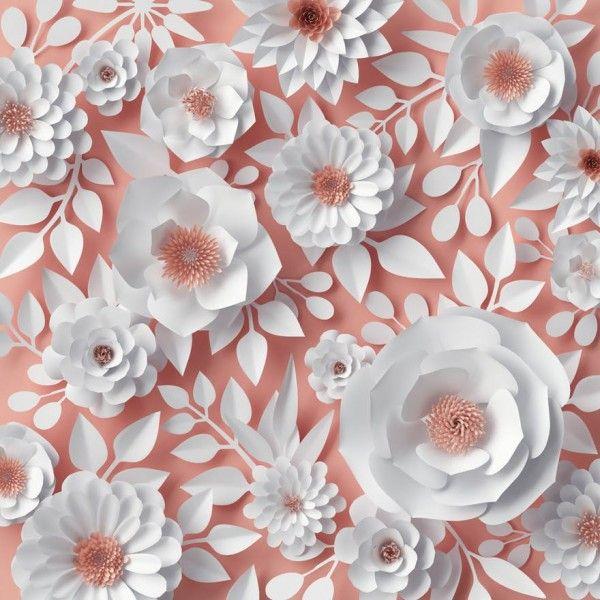 64 Easy Ways to Make DIY Paper Flowers for Gorgeous Decor – Basteln