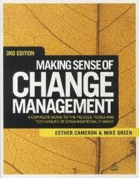 Cameron and Green's book on Change Management