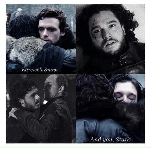 Still not over Robb Stark's death... :(