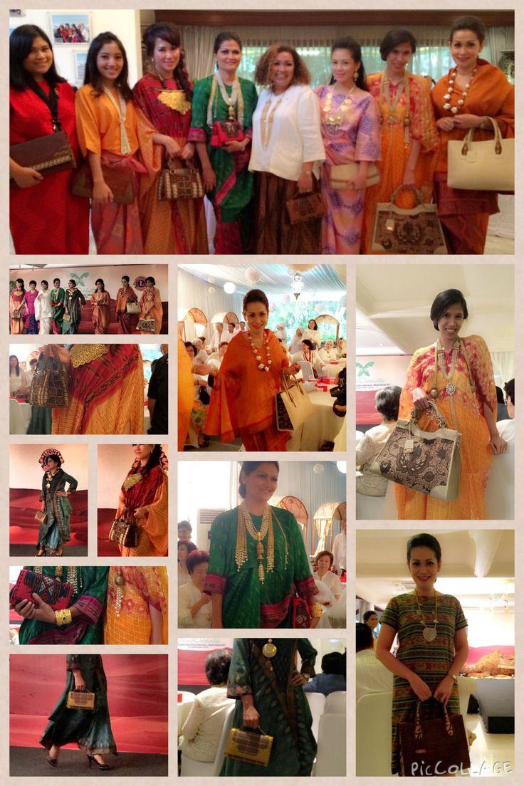 PRibuMI...® Mini Show for Lions Club Indonesia - 6 Sept 2014