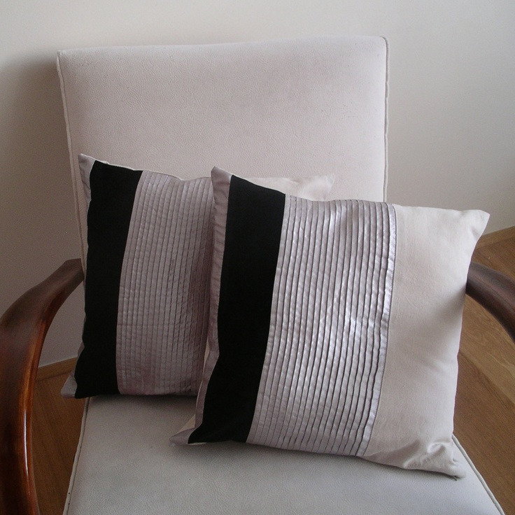 Cushions Silver organ