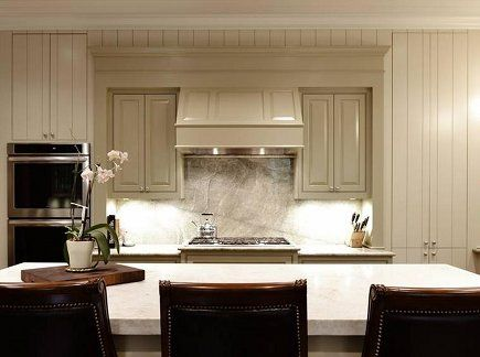 Ben Moore Coastal Fog Kitchen Cabinets By Standard