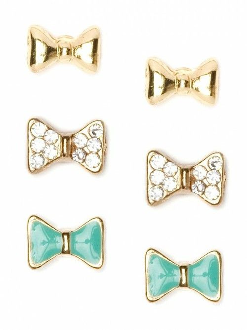 @Bethany Shoda Moore - Can totally see you rocking these adorable earrings!