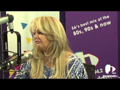 ▶ Bonnie Tyler on Martin Bester Drive - Part II - YouTube / Interview with Jacaranda FM #bonnietyler