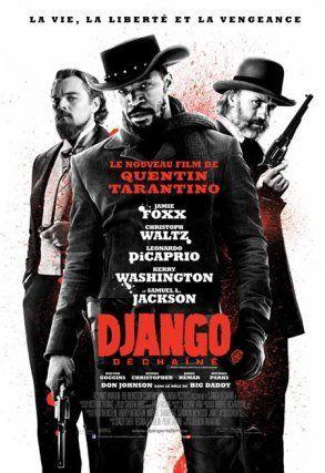 Django Unchained ou Django déchaîné au Québec et au Nouveau-Brunswick est un western spaghetti américain écrit et réalisé par Quentin Tarantino, sorti en 2012. Wikipédia