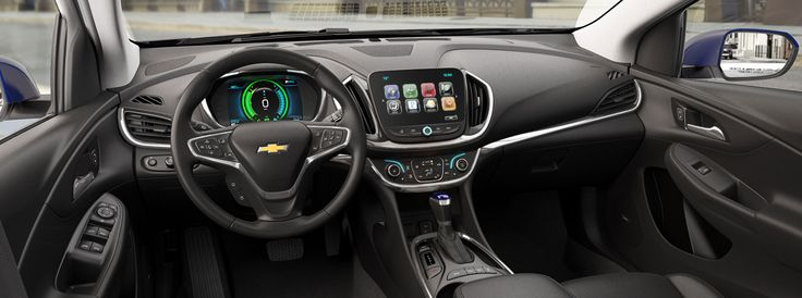 2017 Volt Design Interior At Chevrolet Cadillac Of Santa Fe Www Chevroletofsantafe