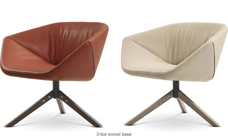 Ella Easy chair by Niels Bendtsen for Montis