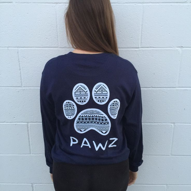 Pawz for a cause shirt