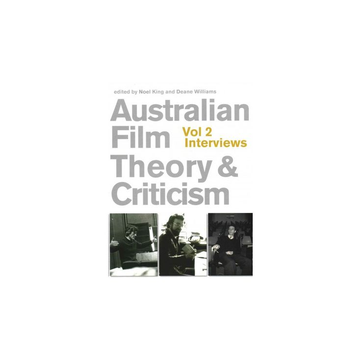 Australian Film Theory And Criticism Australian Film Theory And Criticism Paperback Film Theory Criticism Paperbacks