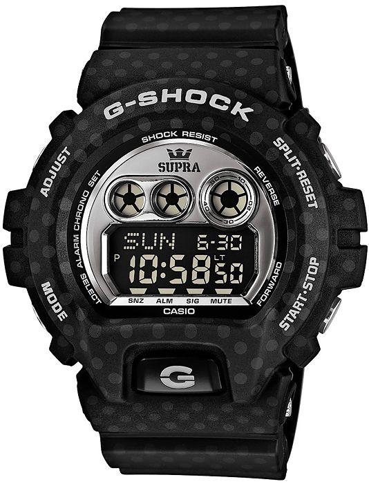 Zegarek męski Casio G-Shock Supra GD-X6900SP-1ER - sklep internetowy www.zegarek.net