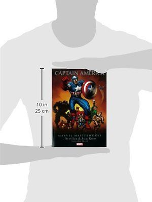 #Marvel #masterworks: captain america - vol. 2 marvel masterworks #numbered,  View more on the LINK: http://www.zeppy.io/product/gb/2/141855253567/