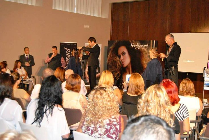 AVENUE COLLECTION on the stage! Albufeira, Portugal - 20th October 2014