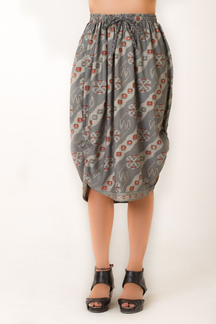 Linouw Skirt - Available for purchase at http://www.noki-id.com/