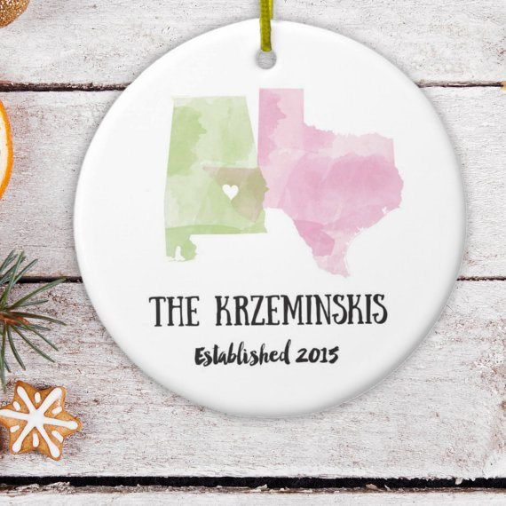 49 best First Christmas Ornaments images on Pinterest  First