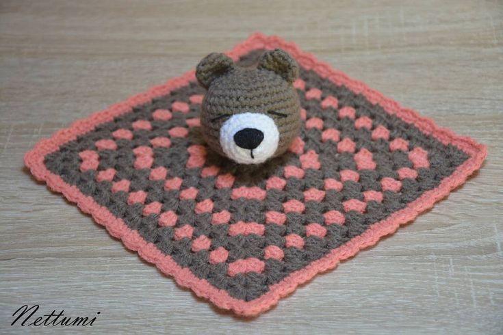 """3 kedvelés, 1 hozzászólás – Anett (@nettumi) Instagram-hozzászólása: """"#amigurumi #crochet #crochetforbaby #baby #blanket #handmade #horgolt #szundikendő"""""""