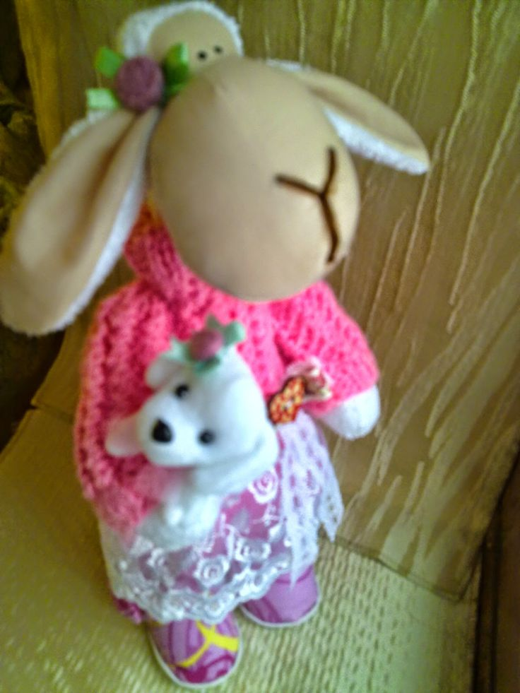 МИЛЫЕ ЗАБАВЫ: снова овечка