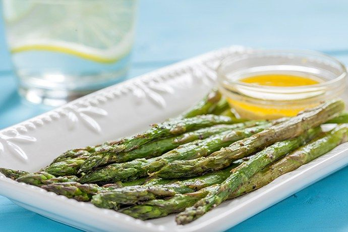 How to Roast Asparagus: a Quick and Easy Method | 31Daily.com