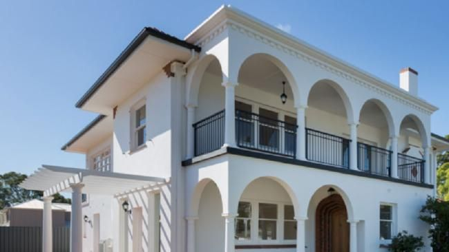 A GRAND 1938-built Fullarton Rd house has transformed into three luxury retirement apartments in a $1 million makeover.