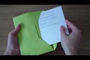 VIDEO: Schnitzeljagd - Aufgaben für einen Kindergeburtstag selber gestalten