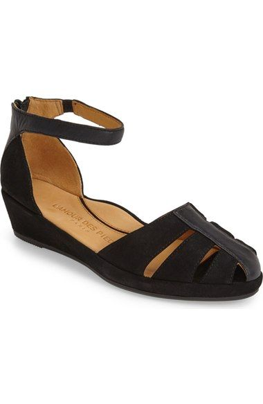 L'Amour des Pieds 'Balad' Ankle Strap Sandal (Women) available at #Nordstrom