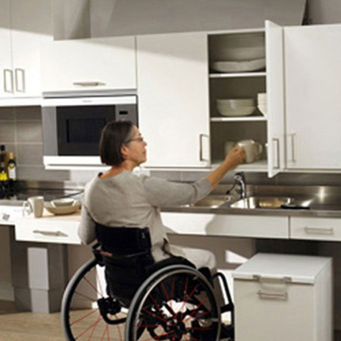 30 Best Wheelchair Accessible Kitchens Images On Pinterest