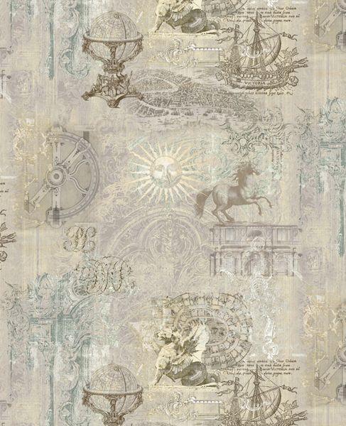 Rapport design The antique fantasy - www.surfacesdesign.ru