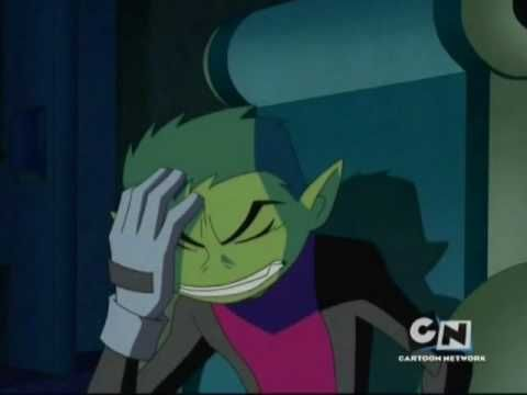 Teen Titans - Monster, great vid. but they could have featured all the titans not just bb.