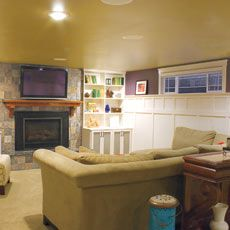 beautiful diy basement remodel finished basement ideas pinterest