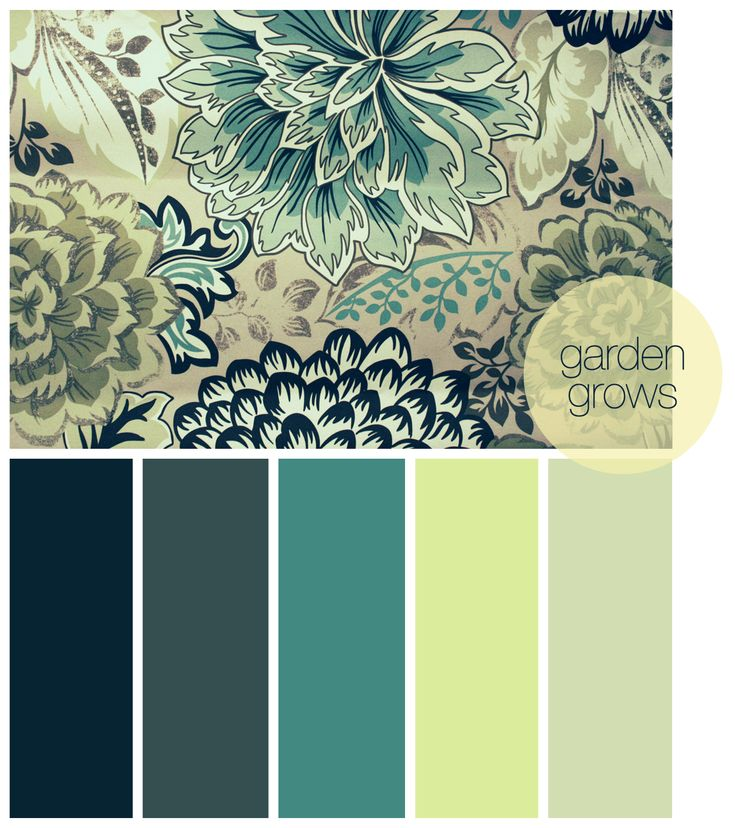 Love this color palette!!