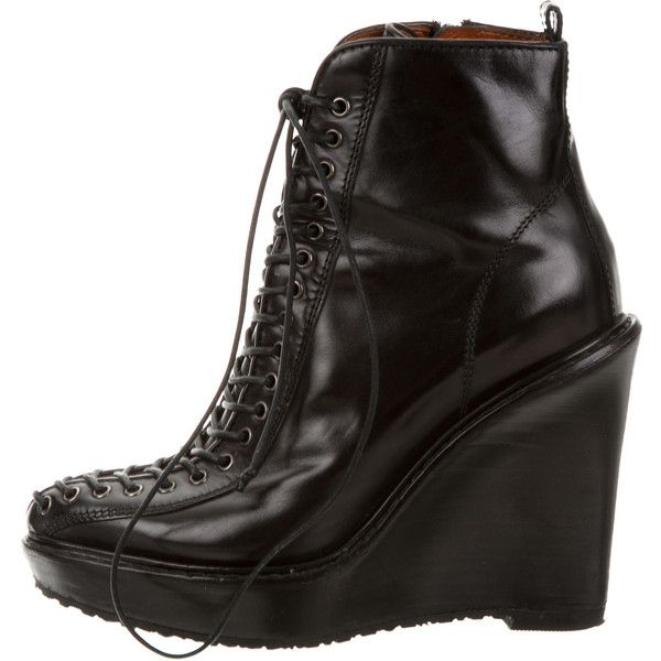 1000  ideas about Wedge Ankle Boots on Pinterest   Black Suede
