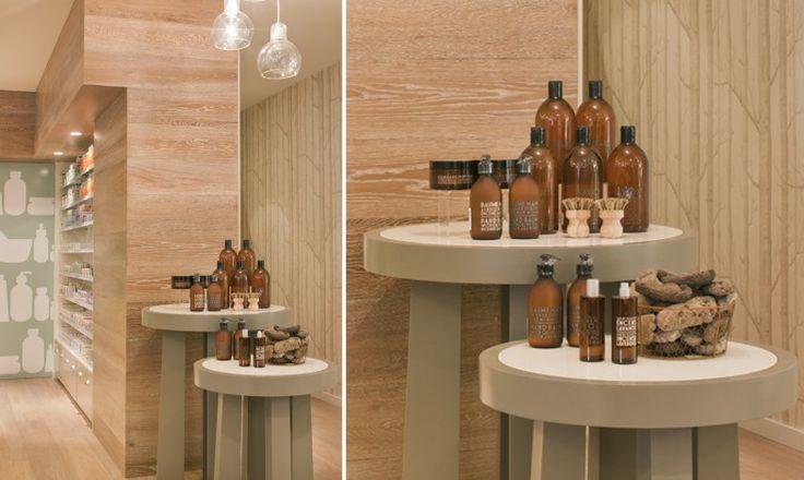 The Dispensary - Mim Design