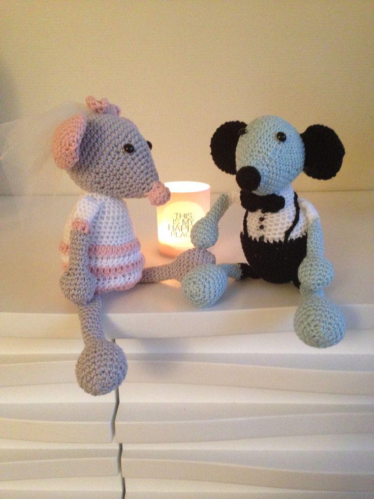 Herr og fru mus